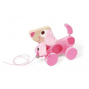 Pull-along Toy Dog Lily -  (6181011)
