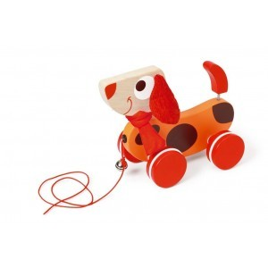 Pull-along Toy Dog Oscar -  (6181012)