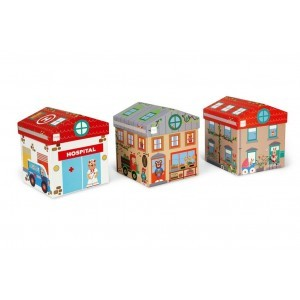 Play Box Grocery 2 In 1 -  (6181103)