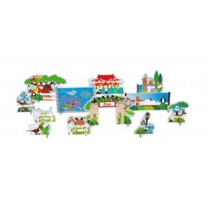 Mix Play Life At The Zoo -  (6181112)