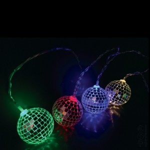 Disco Ball Lichtslingers - (62271)