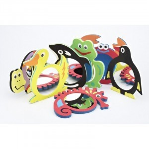Magic Animal Mirrors, full set of 7 - Explore your senses (63109)
