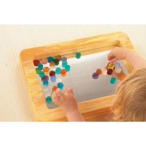 Mirror Tray - Explore your senses (63205)