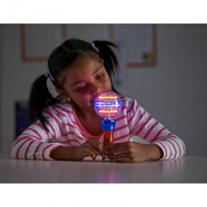 LED Multi Spinner Ball - Set of 3 - Explore your senses (63248)