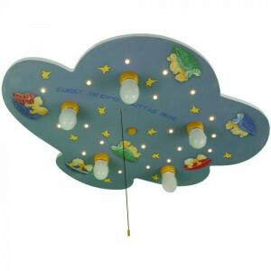 Deckenleuchte Wolke Bärchen