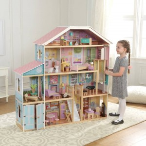 Grand View Mansion Barbie House with EZ Kraft Assembly - Kidkraft (65954)
