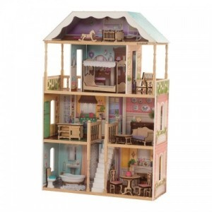 Charlotte Dollhouse With EZ Kraft Assembly - Kidkraft (65956)