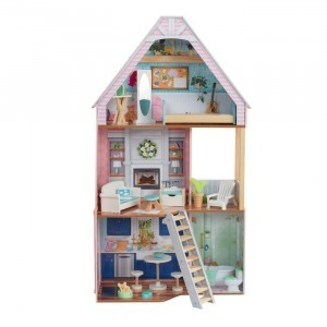 Matilda Dollhouse with Ez Kraft Assembly