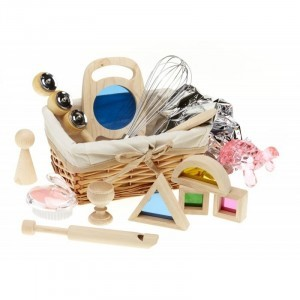 Original Treasure Basket - Explore your senses (66503)