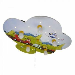 Ceiling Lamp Cloud, Cars