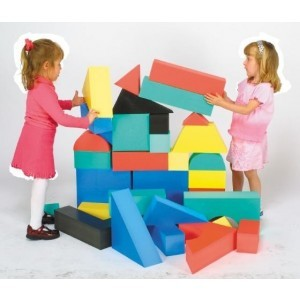Big Blocks - Sensory Toy (6BGBK)