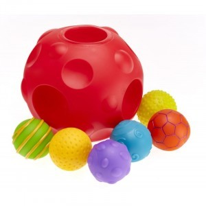 Sensory Ball - Explore your senses (70424)