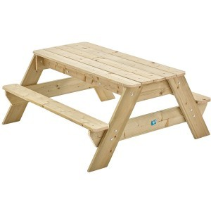 Sand and Picnic Table for 4 Joy Wood - TP Toys (7095.032)