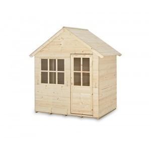 Hideaway Wood Playhouse - TP Toys (7095.060)