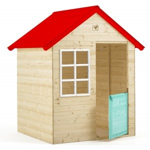 Fun Wood Play House - TP Toys (7095.064)