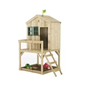 Forest Cottage Playhouse - TP Toys (7095.065)