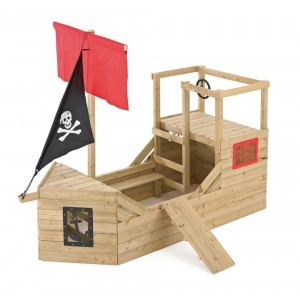 Pirate Galleon Playhouse - TP Toys (7095.071)