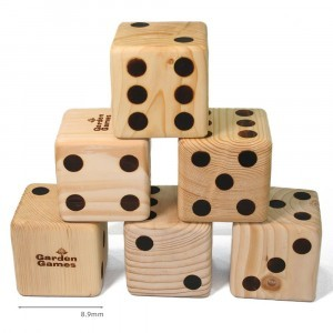 Games It's Dicey - Garden Games (7096.024)