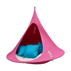 Hanging tent (Fuchsia) 2 persons - Cacoon (DF002)