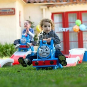 Thomas The Tank Engine Up & Down Roller Coaster - Step 2 (736600)