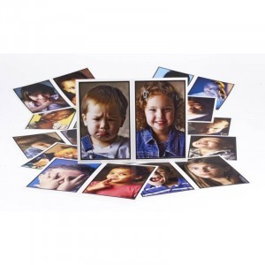 Emotions Photo Cards - Explore your senses (74136)