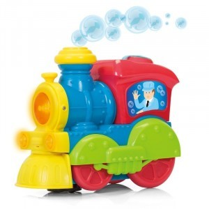 Bump 'N' Go Bubble Train - Explore your senses (75117)