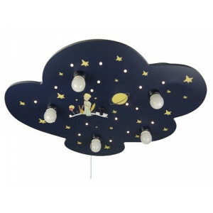 """Ceiling Lamp Cloud Xxl, Little Prince """"Amazon Echo Compatible"""""""