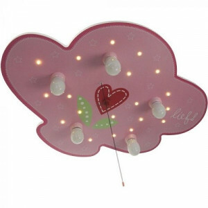Ceiling Lamp Cloud, Lief for Girls