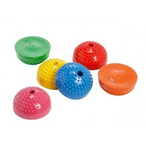 Tactile Multi Active Stones - Set of 6