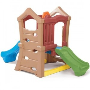 Play Up Double Slide Climber - Step2 (800000)
