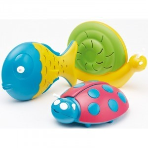Animal Shakers - Set of 3 - Explore your senses (80173)