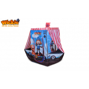 Play tent Viking ship Wickie - Knorrtoys (83557)