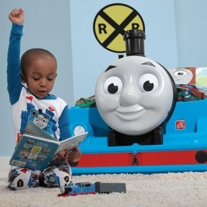Thomas The Tank Engine Toddler Bed - Step 2 (8450KR)