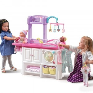 Love & Care Deluxe Nursery - Step2 (847100)