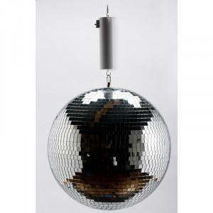 Mirror Ball and Battery Motor - Explore your senses (85011)