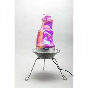 LED Flame Lamp - Explore your senses (85016)