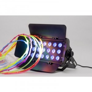 LED UV Flood - Explore your senses (85017)