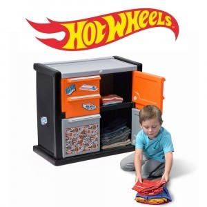 Hot Wheels ™ Race Car Dresser - Step2 (858399)