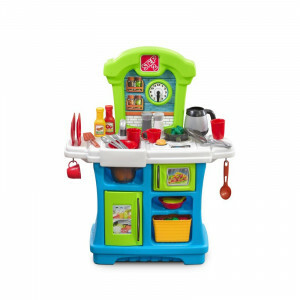 Step2 Little Cooks Play Kitchen
