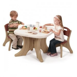 New Traditions Table and Chairs Set - Step2 (896800)