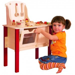 Play kitchen Cindy incl. 20 accessories