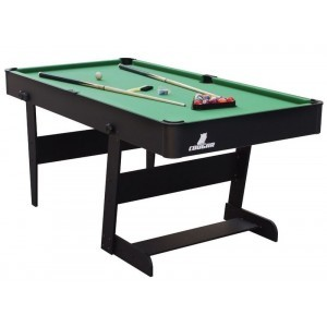 Hustle L folding pool table - Cougar (A040.201.00)