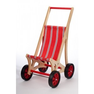Wooden Buggy / Doll Carriage - ADO Toys (ADO Toys-25)