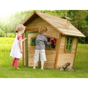 Wooden Playhouse Alice - Axi (A030.044.00)