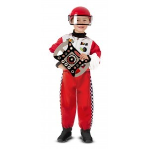 Race Car Driver Role Play Costume Set - Melissa & Doug (18562)