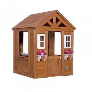 Wooden play house Timberlake - Backyard Discovery - (B0065314)