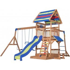Northbrook Play Tower - Backyard Discovery - (B1808034)