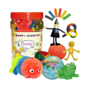 Fiddle and Think kit - Sensory Education (B3-1110091818)