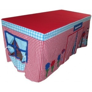 Tabletent Sebastiaan (table size up to 2.5m)