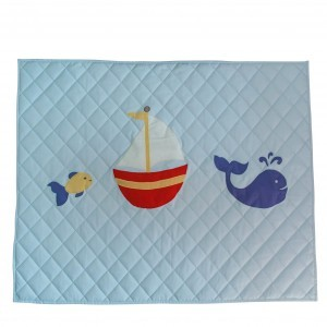 Beach & Seaside Floor Quilt (large) - Kiddiewinkles